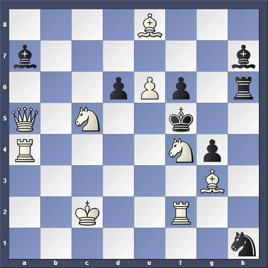 Schach Schachproblem Volkmann
