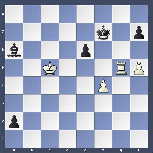 Schach Studie Smyslow