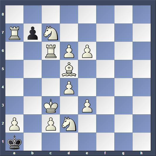 Schach Schachproblem Ahlheim