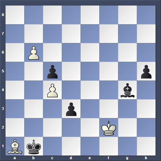 Schach Studie Isenegger