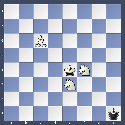 Schach Schachproblem Mariz