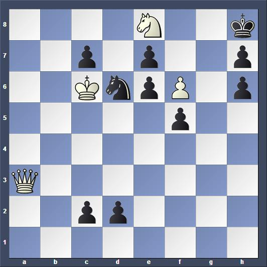 Schach Studie Korolkow
