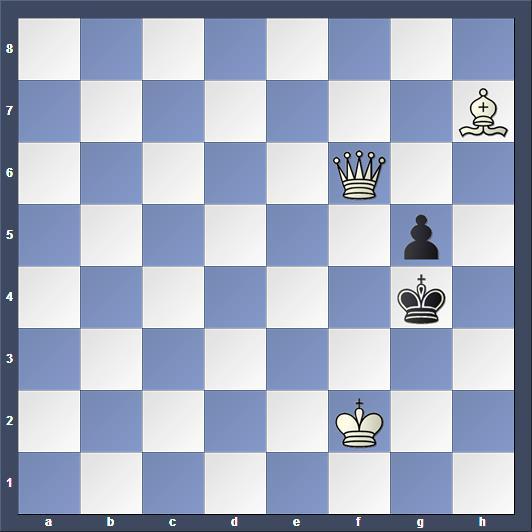 Schach Schachproblem Campbell