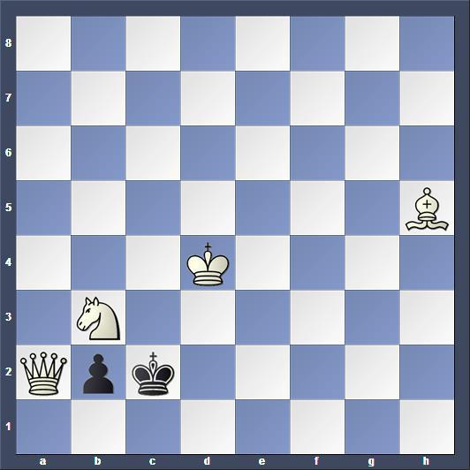 Schach Schachproblem Neuhaus