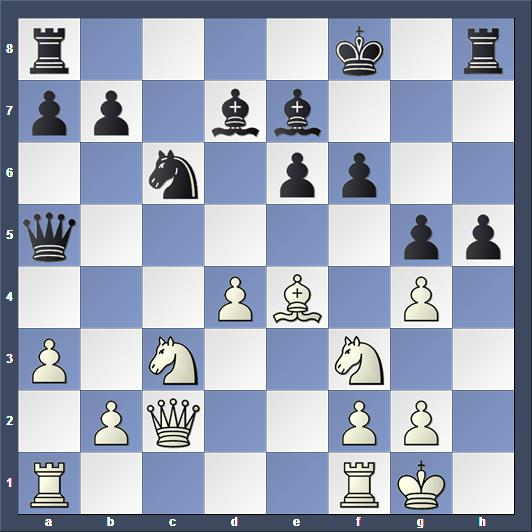 Schach Bundesliga Krassowizkij van Foreest Aachen Griesheim