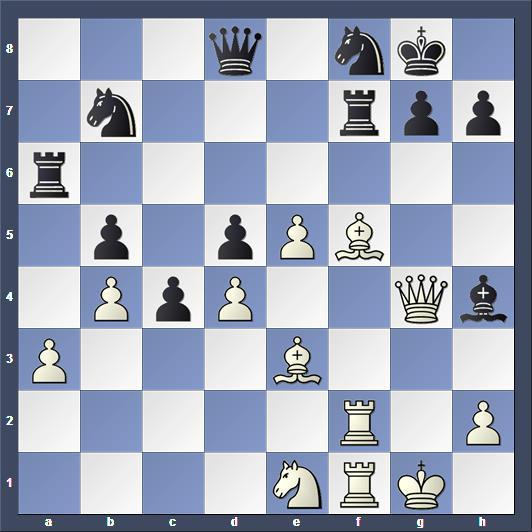 Schach Bundesliga Shirov Maiwald Baden-Baden Dresden