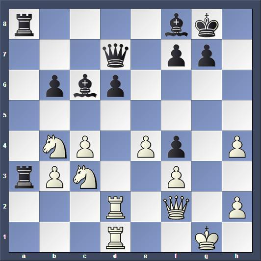 New York Schach-WM Carlsen Karjakin