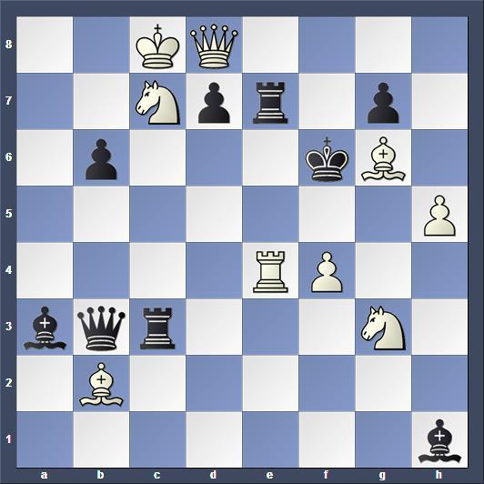 Schach Schachproblem Mari