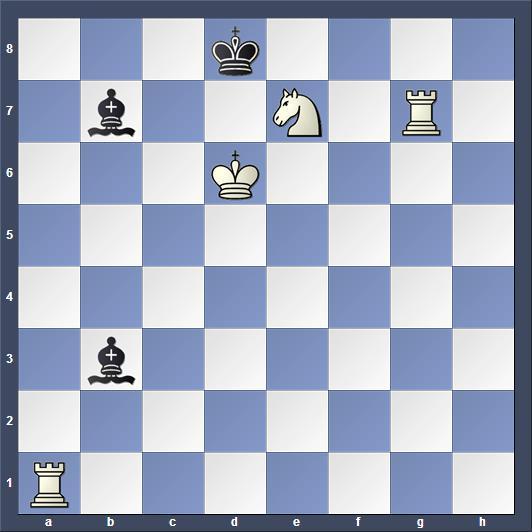 Schach Schachproblem Breuer