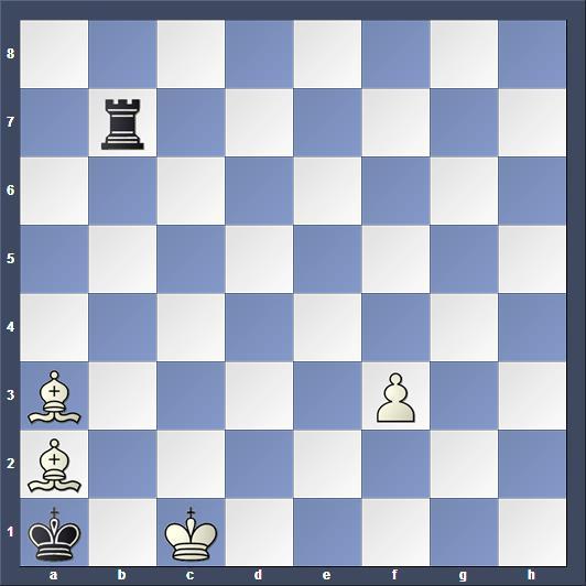 Schach Studie Halberstadt