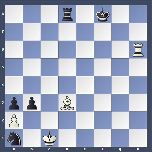Schach Studie Weichert