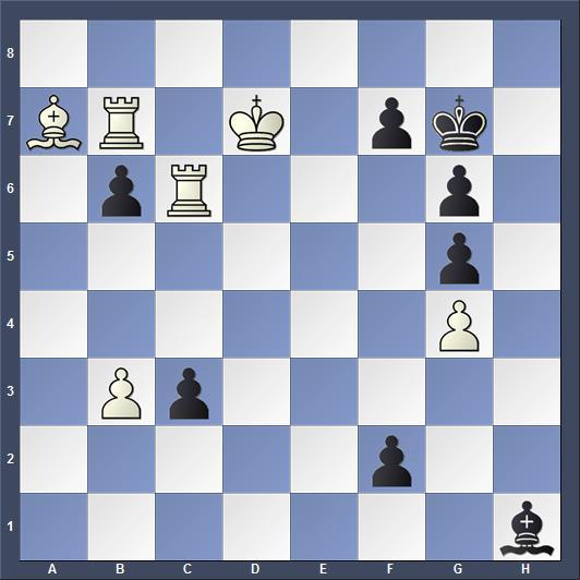 Schach Studie Wotawa