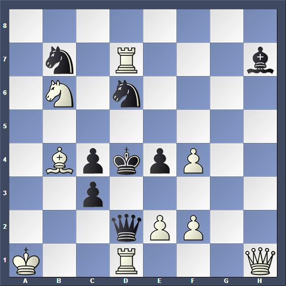 Schach Schachproblem Lewis