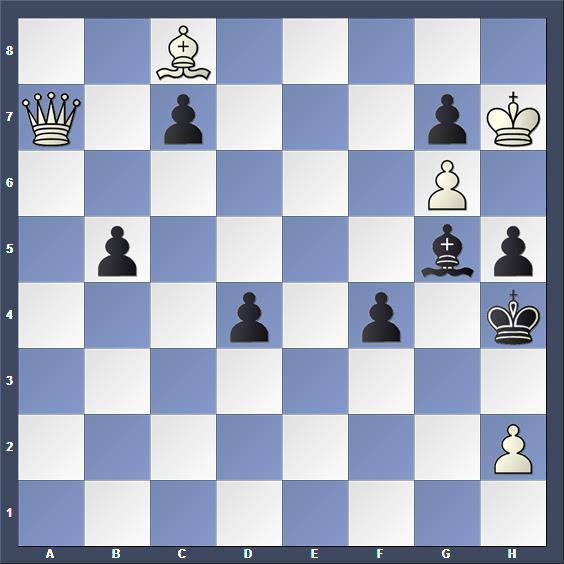 Schach Schachproblem Vetter