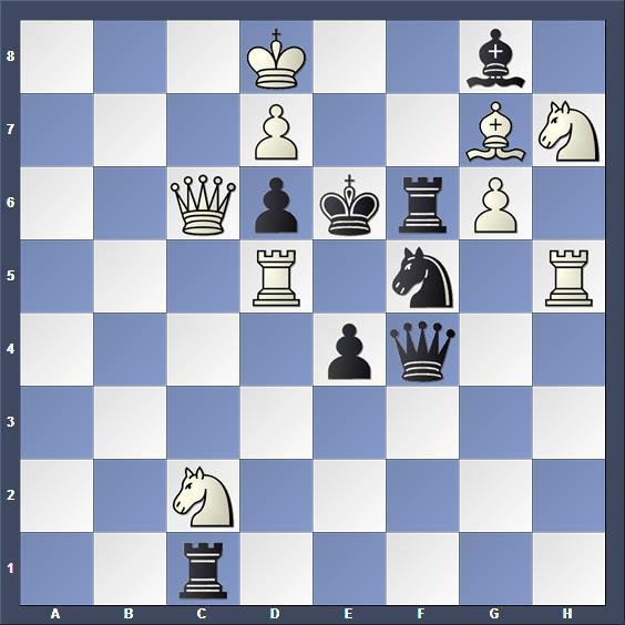 Schach Schachproblem Saunders