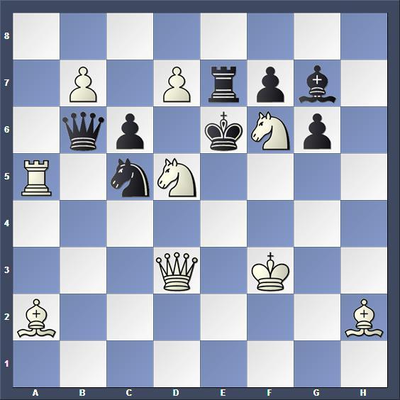 Schach Schachproblem Walther