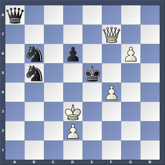 Schach Studie Schwind