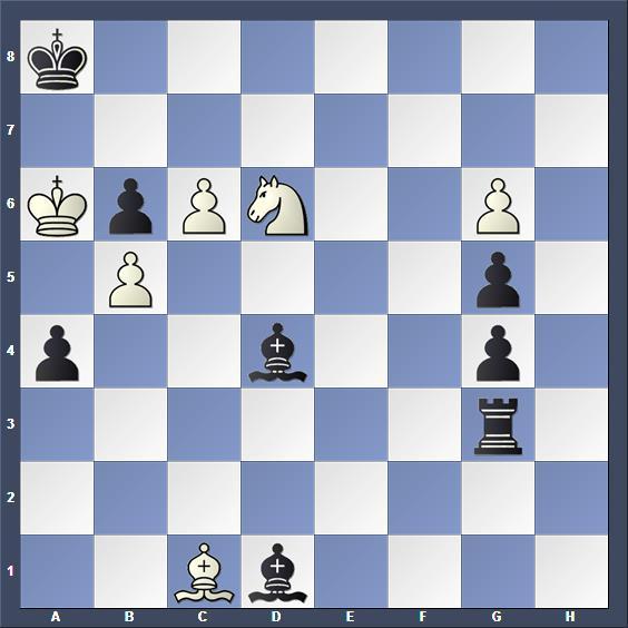 Schach Studie Herland