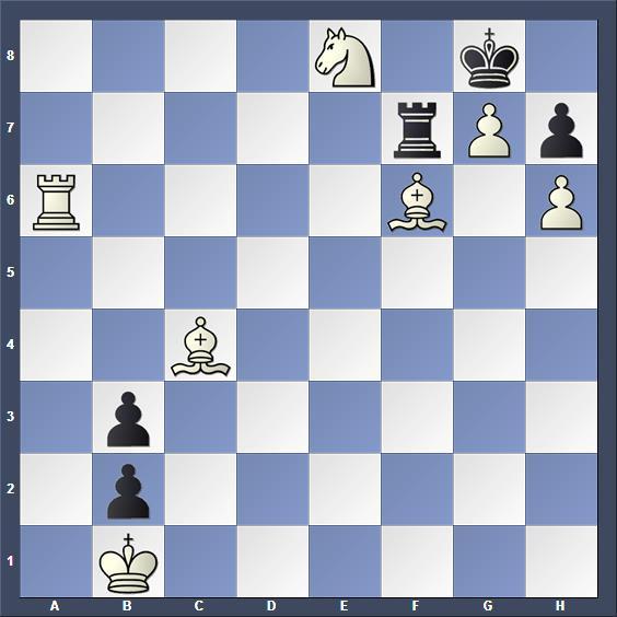 Schach Schachproblem Kipping
