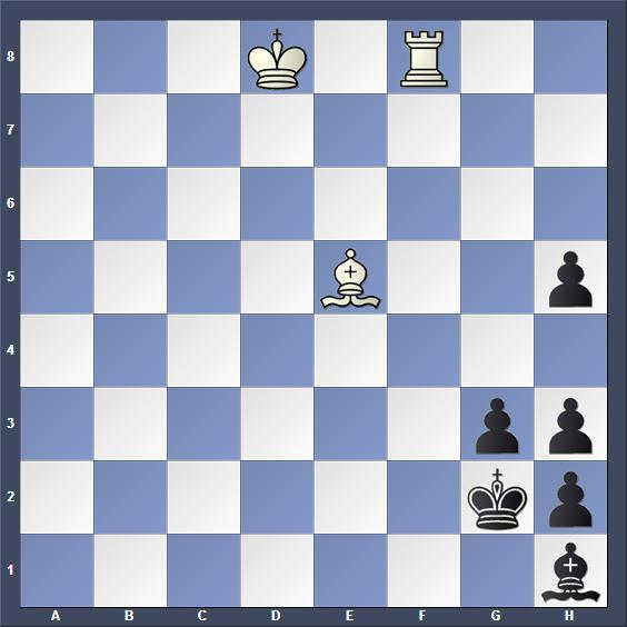 Schach Studie Kakovin