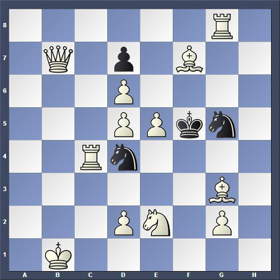 Schach Schachproblem Nanning