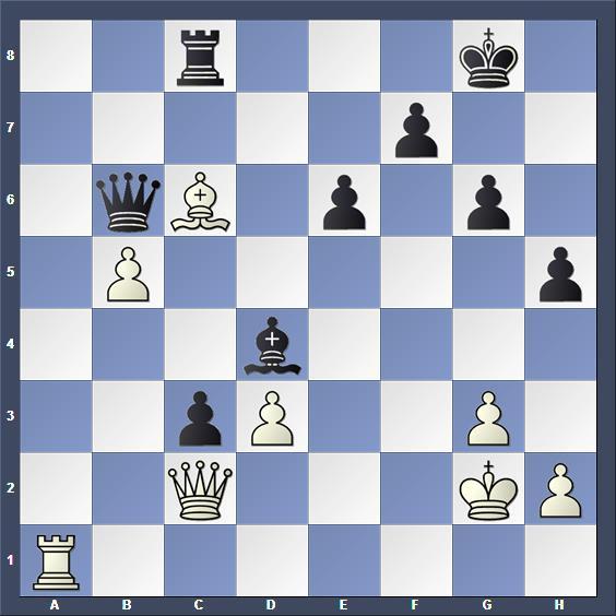 Schach Bundesliga Belezky Zeller