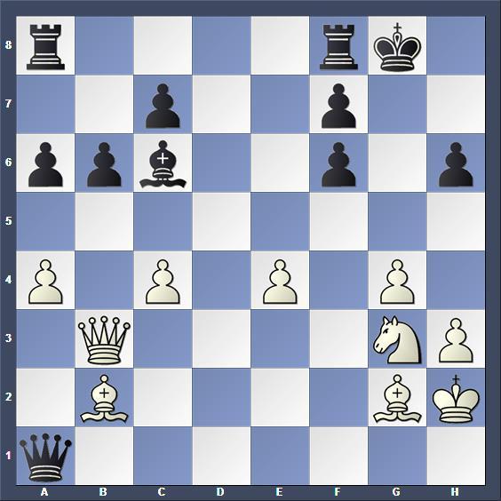 Schach Bundesliga Van Kampen Jarmula