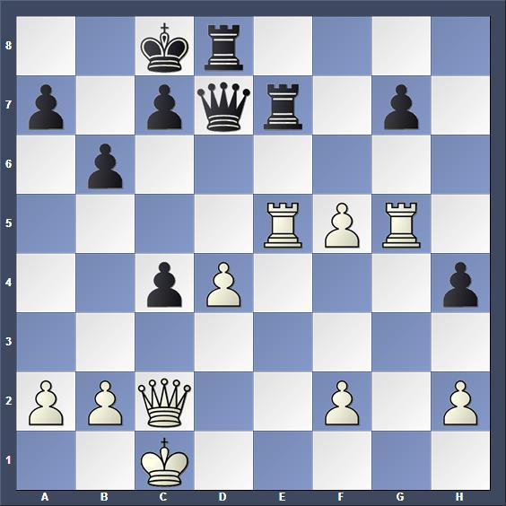 Schach Bundesliga Saric Smeets