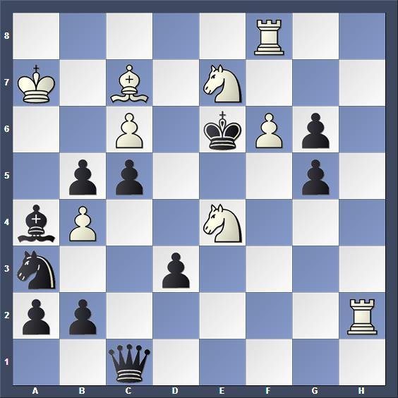 Schach Schachproblem Leopold