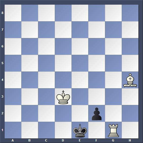 Schach Schachproblem Erlin
