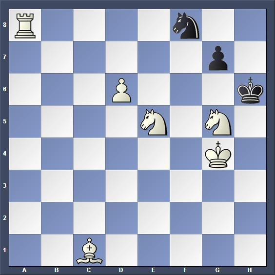 Schach Schachproblem Fetmax