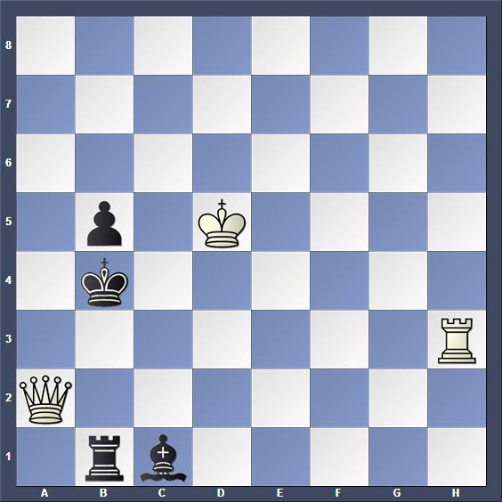 Schach Schachproblem Jada