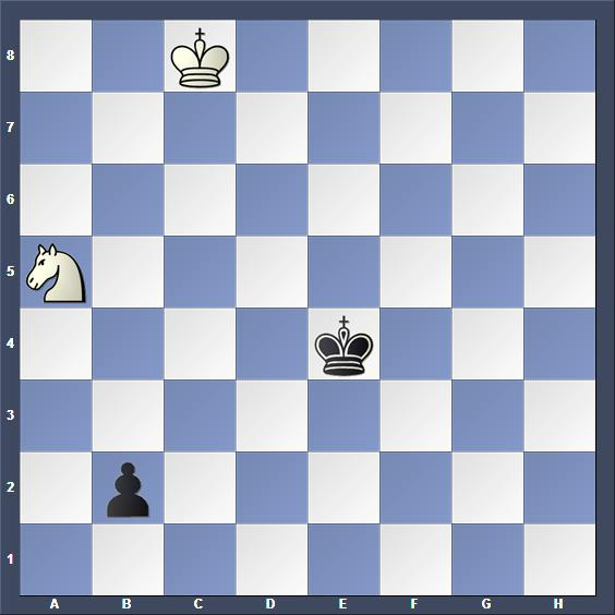 Schach Studie Grigoriev