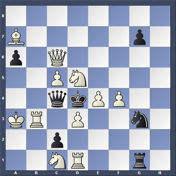 Schach Schachproblem Dawson