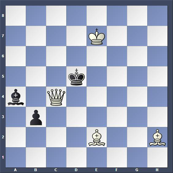 Schach Schachproblem Shinkman