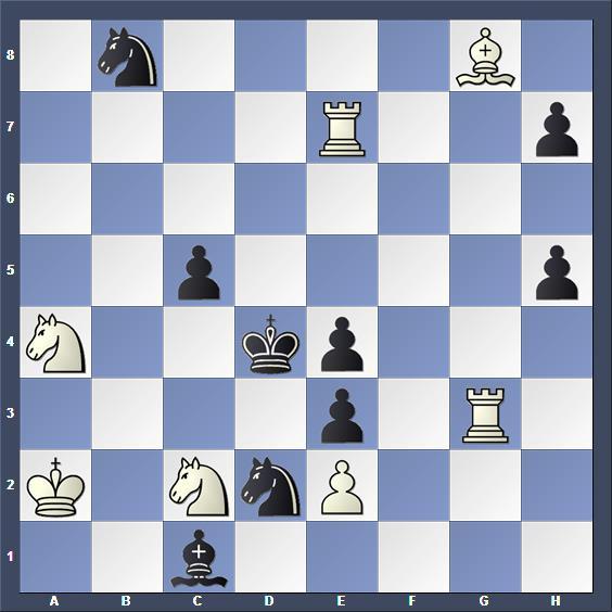 Schach Schachproblem Bayersdorfer