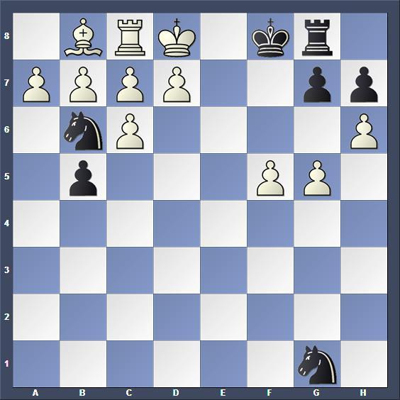 Schach Studie Wagner