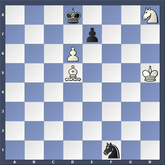 Schach Studie Traversoni