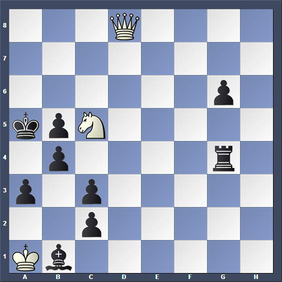 Schach Schachproblem Johandl