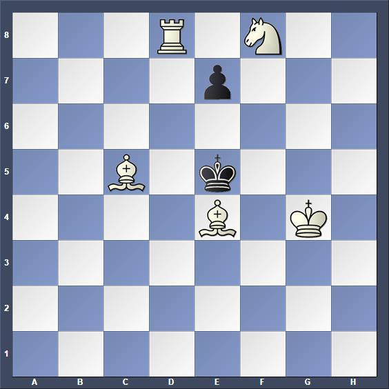Schach Schachproblem Prokes