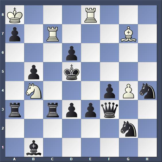 Schach Schachproblem Vukcevic