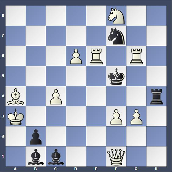 Schach Schachproblem Russ