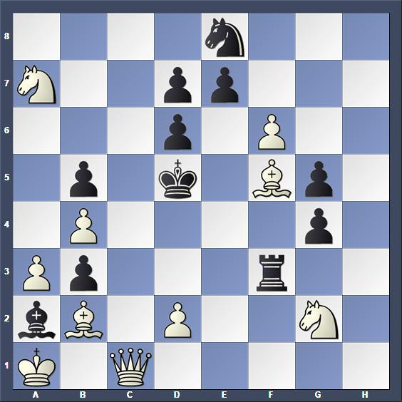 Schach Schachproblem Ludanyi