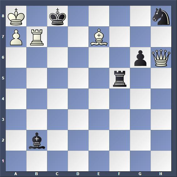 Schach Schachproblem Schmitz