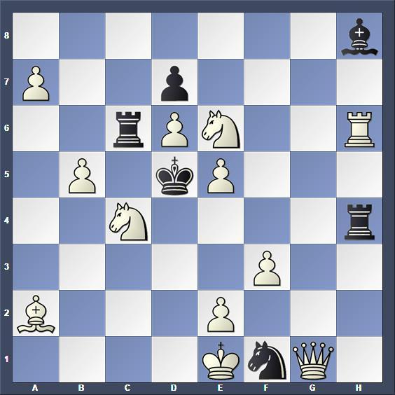 Schach Schachproblem Zappas