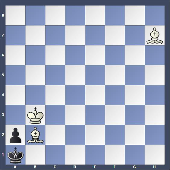 Schach Studie Kraemer