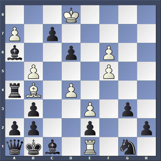 Schach Schachproblem Neukomm