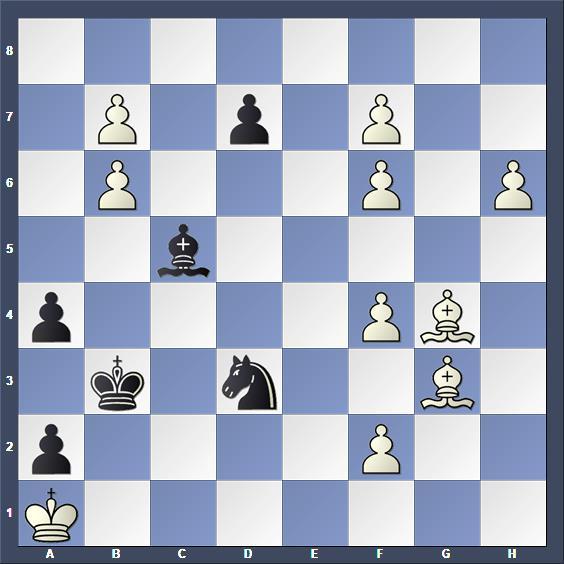 Schach Studie Richter