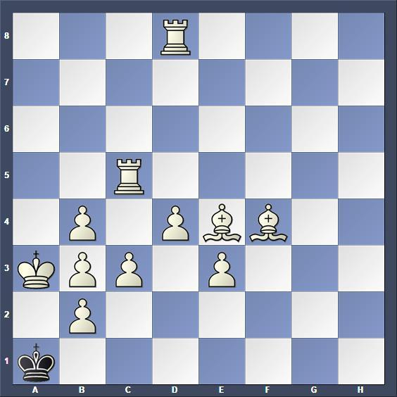 Schach Schachproblem Siers