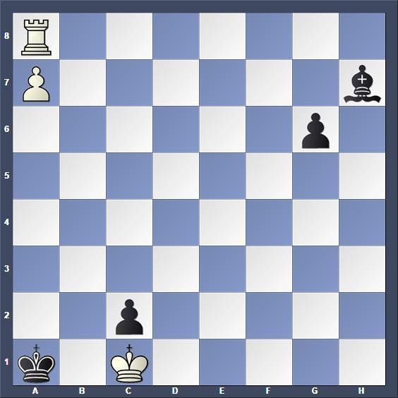Schach Schachproblem Moeller